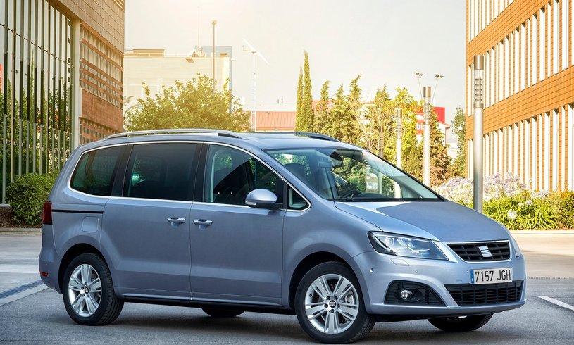 Discount Seat Alhambra 2 0 Tdi Cr Ecomotive Fr Line 150 5dr